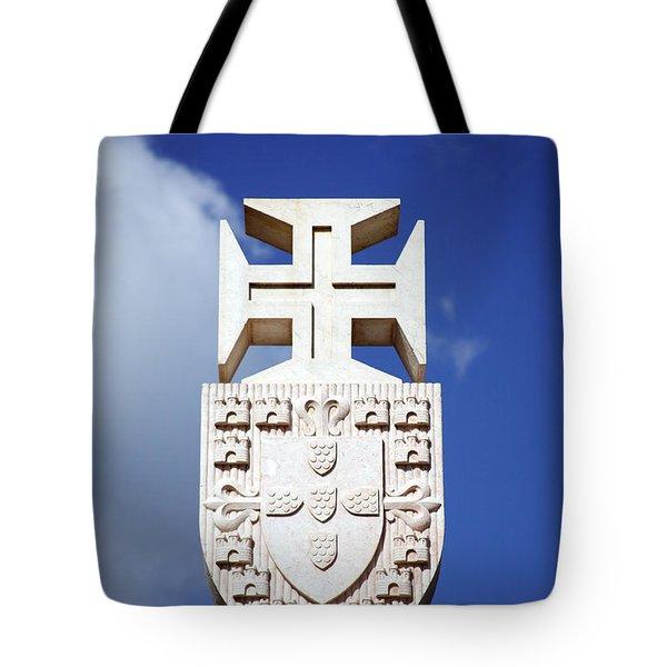 Portuguese Symbology Tote Bag by Gaspar Avila