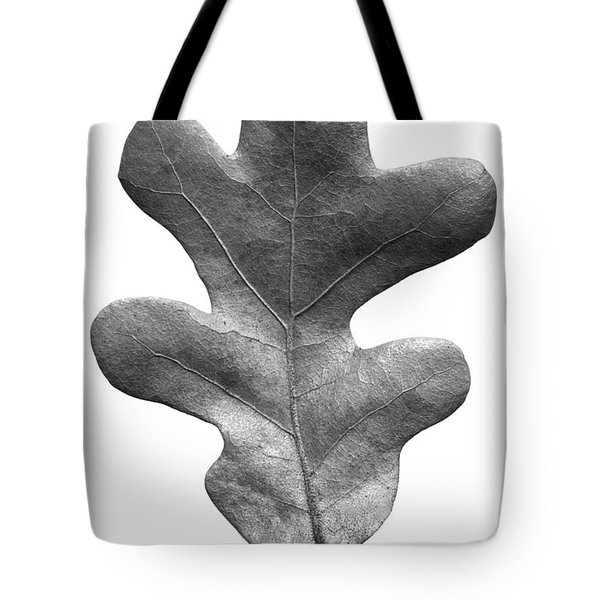 Post Oak Leaf Tote Bag