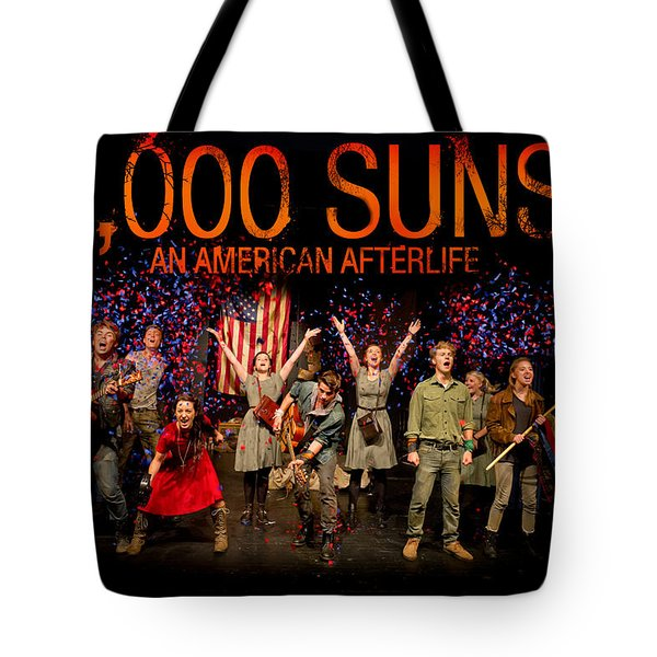 Poster For 1000 Suns - An American Afterlife Tote Bag