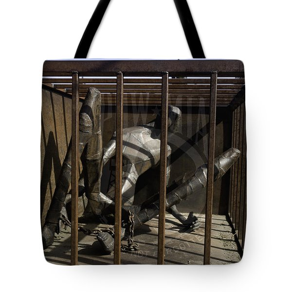 Tote Bag featuring the photograph Pow-mia  by Betty Depee