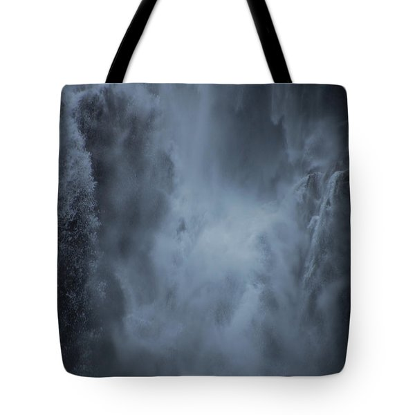 Power Of Water Tote Bag