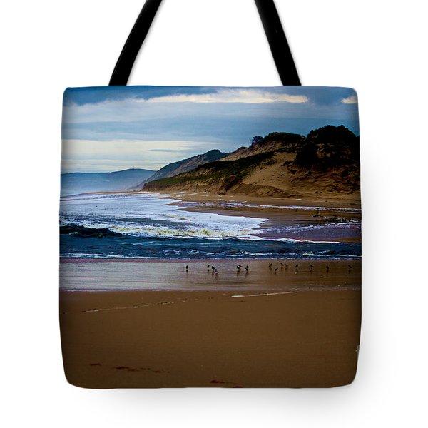 Powlet River Tote Bag