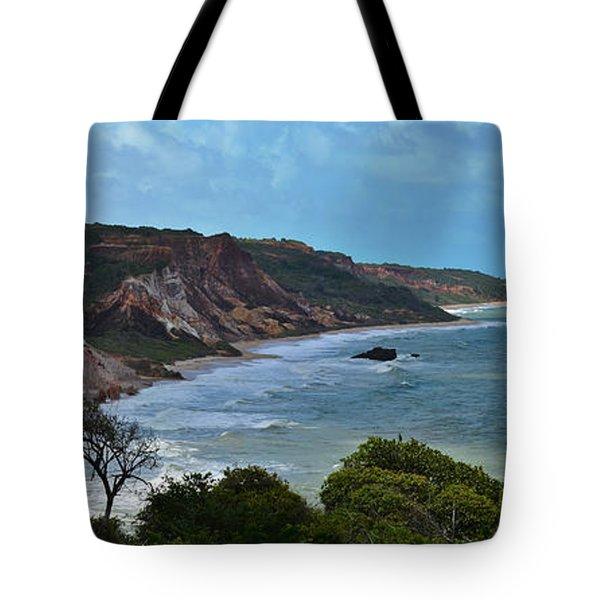 Praia De Tambaba - Paraiba Tote Bag