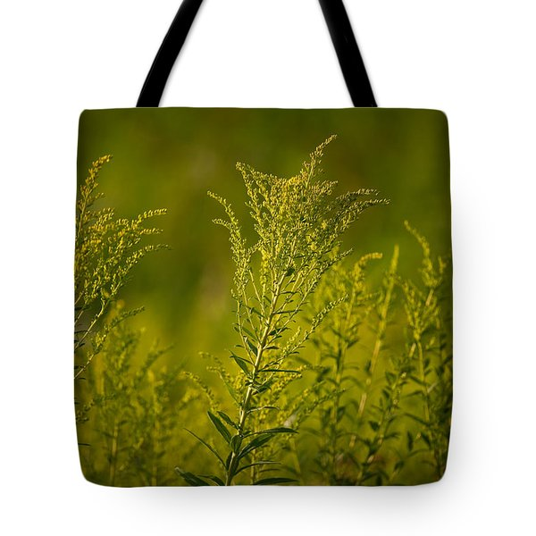Prairie Goldenrod Tote Bag