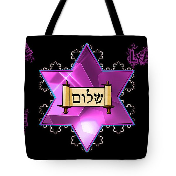 Prayers Tote Bag