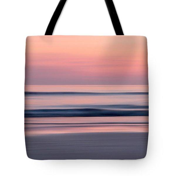 Predawn Surf I Tote Bag