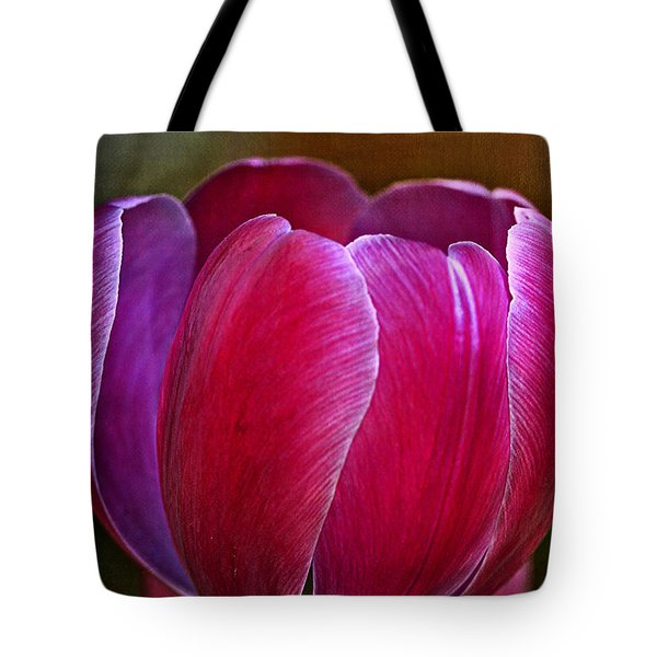 Pretty In Pink Tote Bag by Deborah Benoit