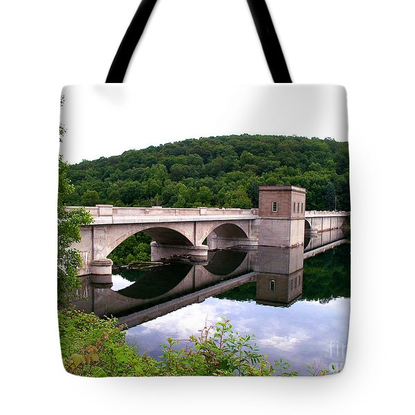 Prettyboy Dam Tote Bag