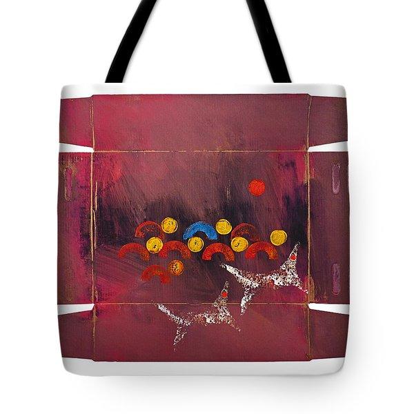 Prey Tote Bag by Charles Stuart