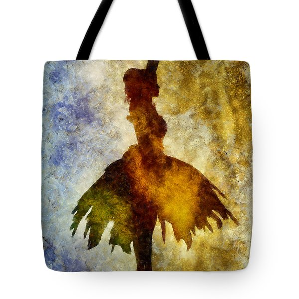 Prima 2 Tote Bag by Angelina Vick
