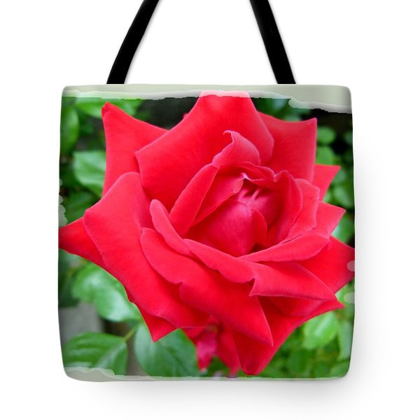 Prince Charles Rose Tote Bag by Will Borden
