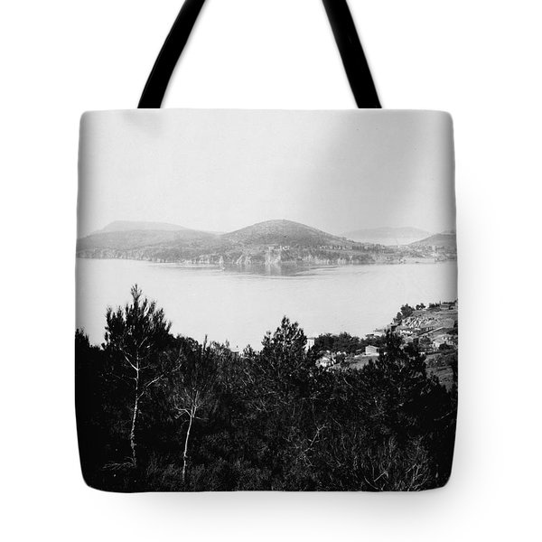 Princes Islands - Turkey Tote Bag by International  Images
