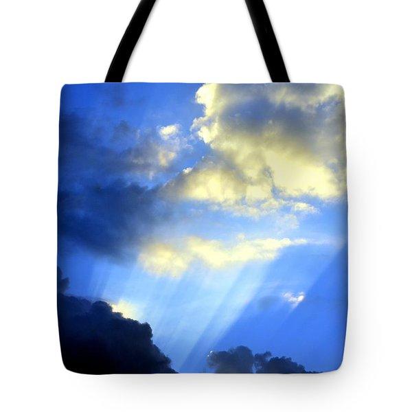 Prismed Tote Bag by Maria Urso