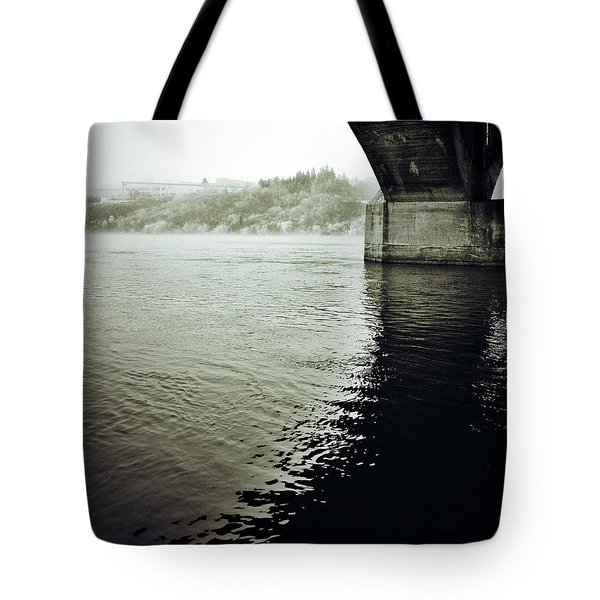 Prison Stream Tote Bag by The Artist Project
