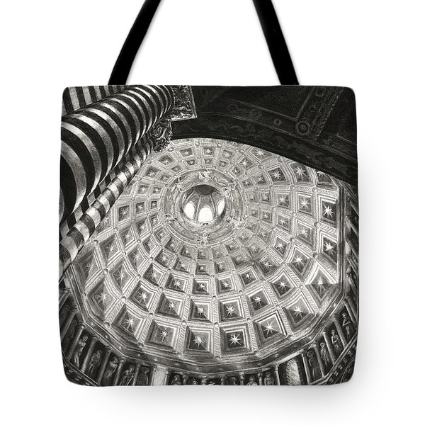 Prophets And Patriarchs Tote Bag by Norman Bean