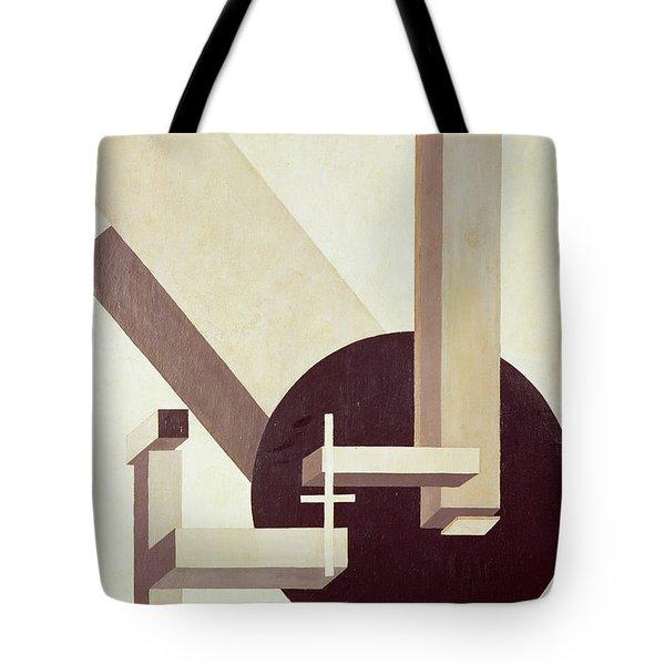 Proun 10 Tote Bag