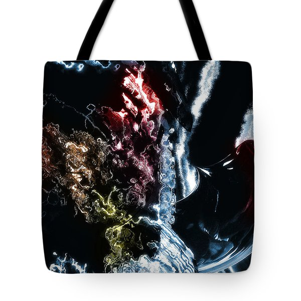 Psychic Adventure Tote Bag