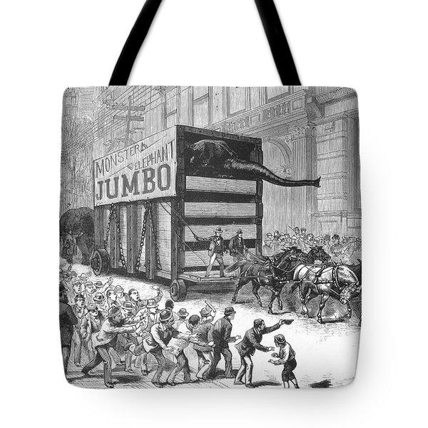 P.t. Barnum/jumbo Tote Bag by Granger