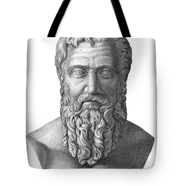 Publius Pertinax (126-193) Tote Bag by Granger