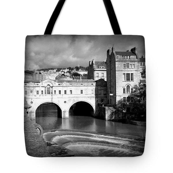 Pulteney Bridge Tote Bag by Ian Kowalski