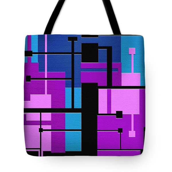 Punch Tote Bag by Ely Arsha
