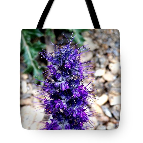 Purple Reign Tote Bag by Dorrene BrownButterfield