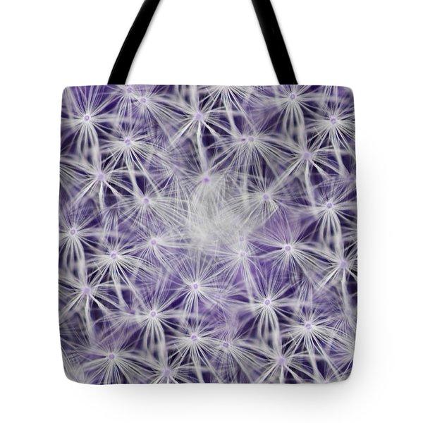 Purple Wishes Tote Bag