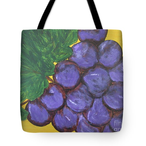 Purplest Purple Tote Bag