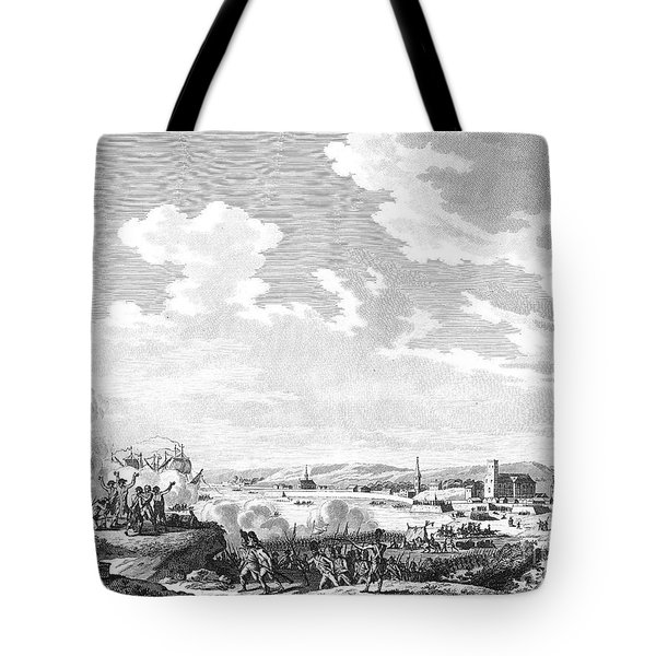 Quiberon Expedition, 1795 Tote Bag by Granger
