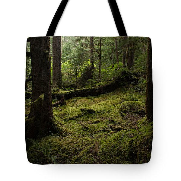 Quietly Alive Tote Bag
