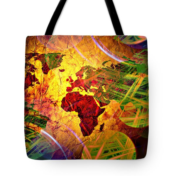 Races Of Race  Tote Bag by Jerry Cordeiro