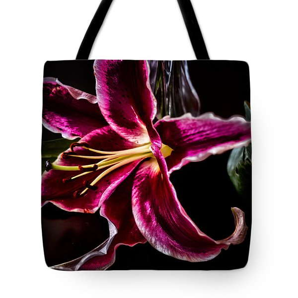 Radiating Romance Tote Bag