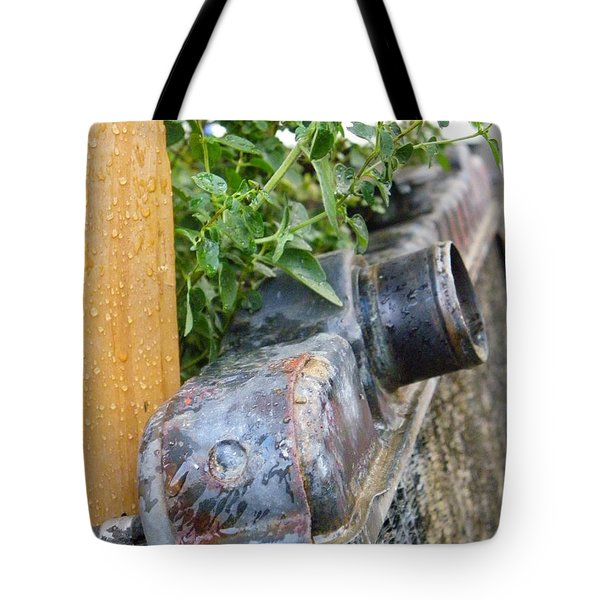 Radiator Springs Tote Bag