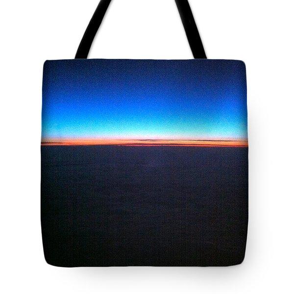 Rainbow Atlantic Tote Bag