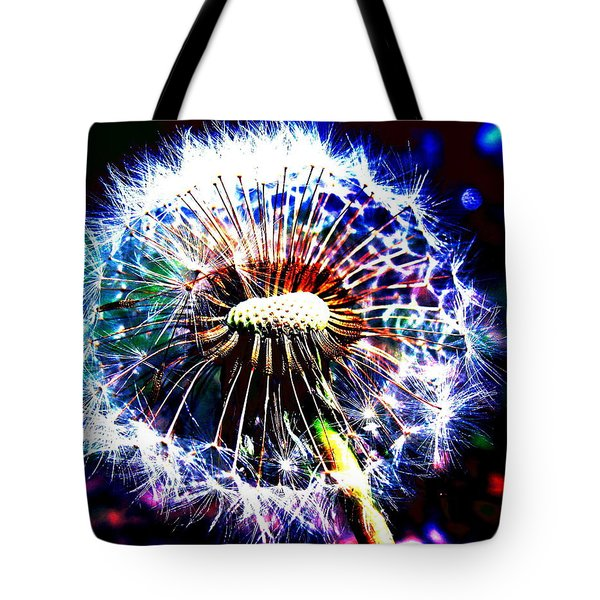 Rainbow Dissemination Tote Bag