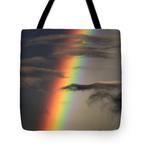 Rainbow Islands Tote Bag