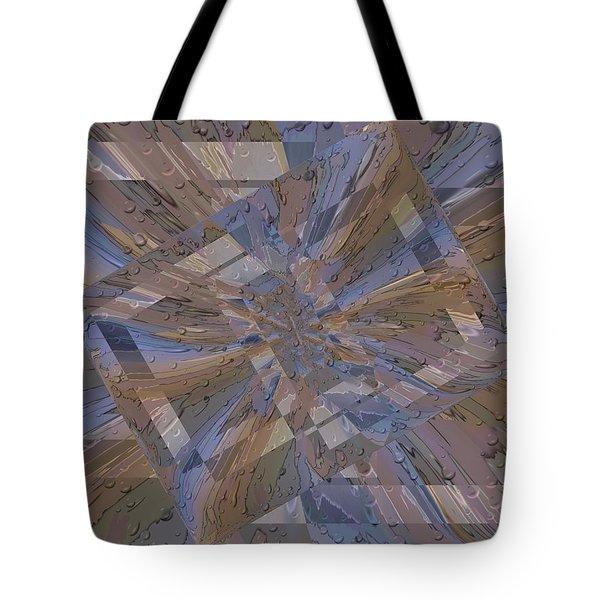 Rainy Day Portal 2 Tote Bag