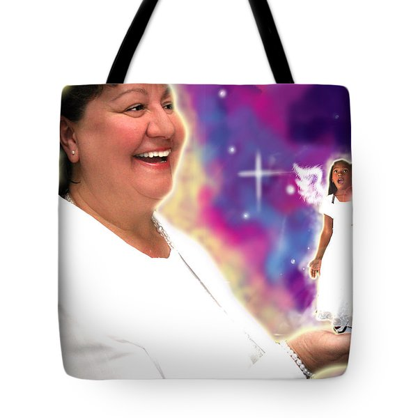 Ralphs.angelic Tote Bag