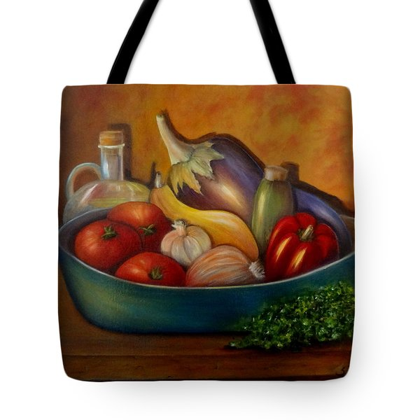 Ratatouile. Sold Tote Bag
