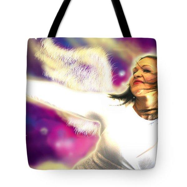 Ravert.angelic 3 Tote Bag