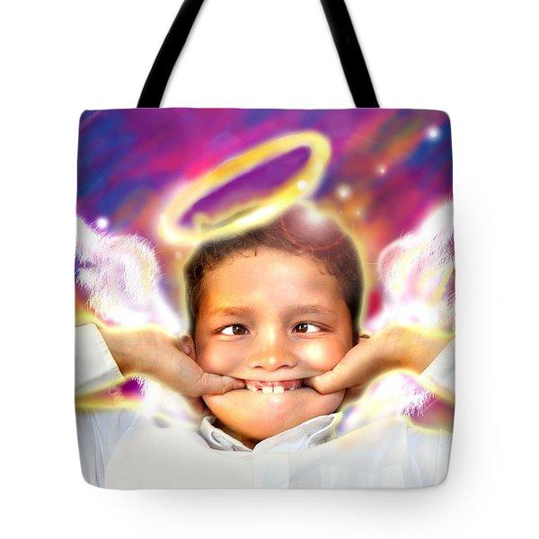 Ravert.angelic 4 Tote Bag