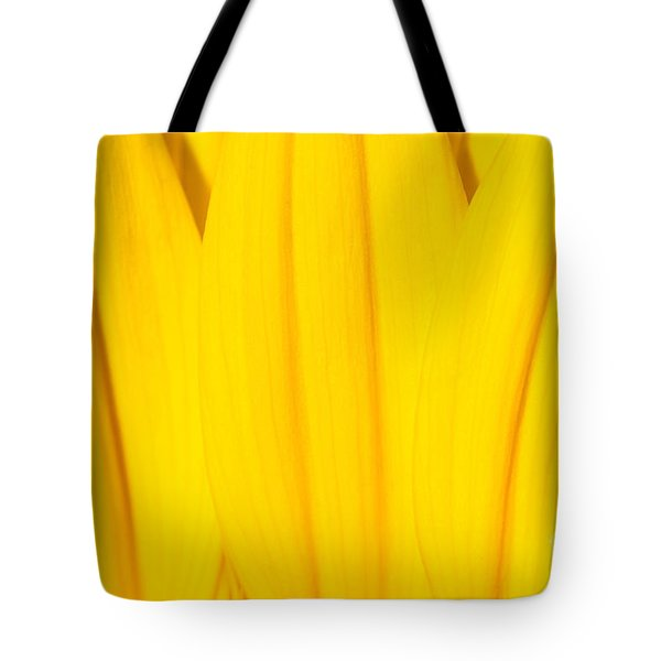 Rays Of Sunflower Tote Bag by Luke Moore