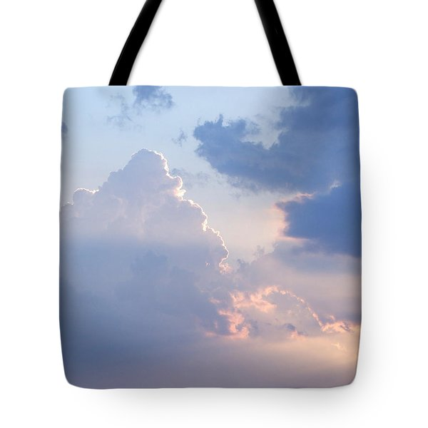 Reach For The Sky 4 Tote Bag by Mike McGlothlen