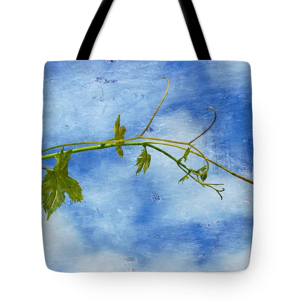 Reaching Out Tote Bag by Heidi Smith