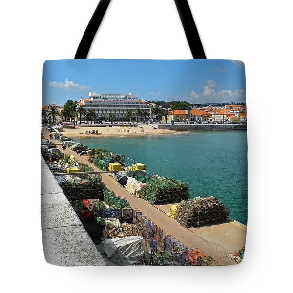 Tote Bag featuring the photograph Ready For Fishing Tomorrow by Kirsten Giving