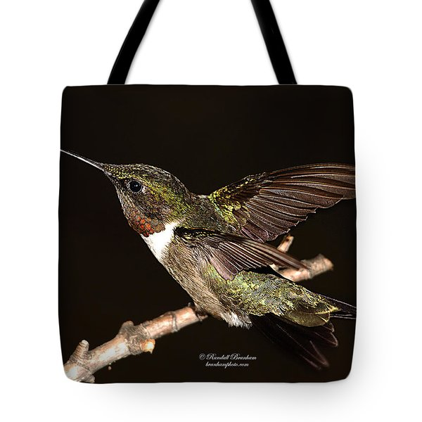 Tote Bag featuring the photograph Ready Set Go Hummer by Randall Branham
