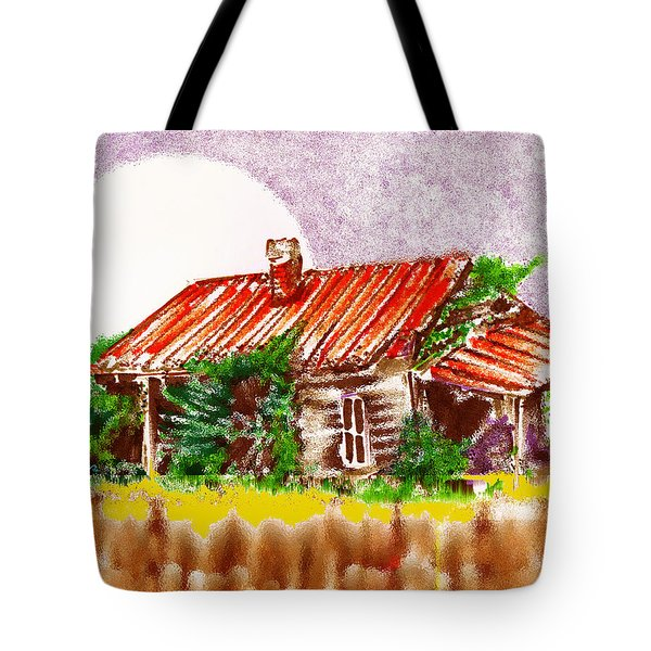 Ready To Fall In Tote Bag