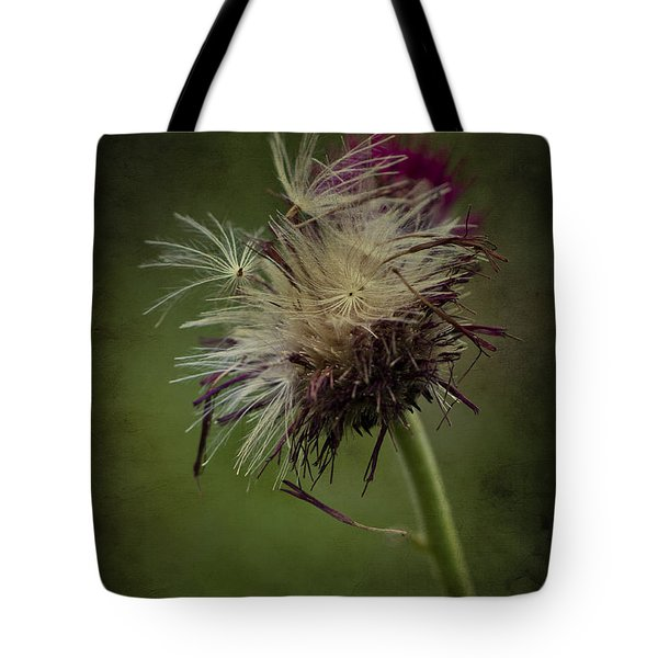 Ready To Fly Away... Tote Bag by Clare Bambers