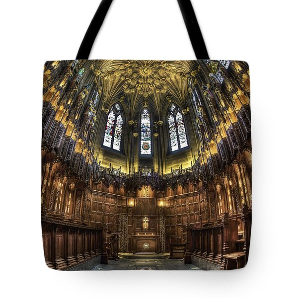 Realm Of The Spirit Tote Bag