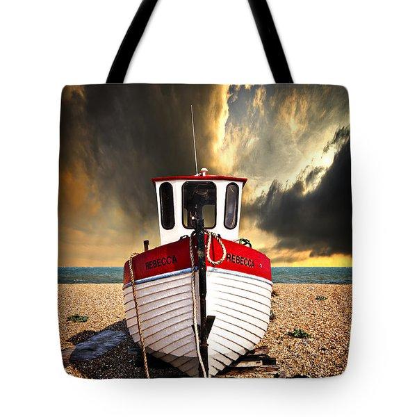Rebecca Tote Bag by Meirion Matthias